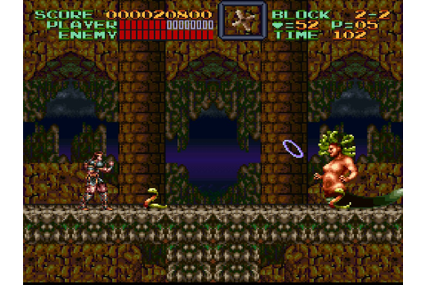 My all time favourite video games: Super Castlevania IV ...