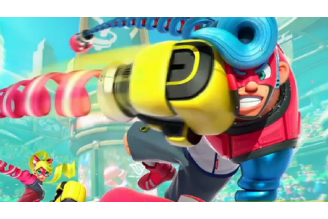 ARMS Release Date Announced for Nintendo Switch - IGN
