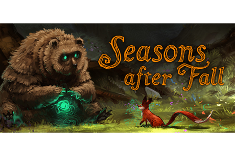 Seasons after Fall on Steam