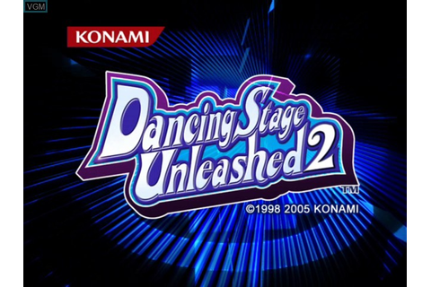 Dancing Stage Unleashed 2 for Microsoft Xbox - The Video ...