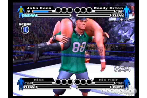 WWE SmackDown Vs Raw Game Download Free For PC Full ...