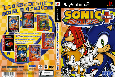 Sonic mega collection plus ps2 how to unlock games : asfawea