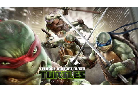 Teenage Mutant Ninja Turtles : Depuis les Ombres - Test ...