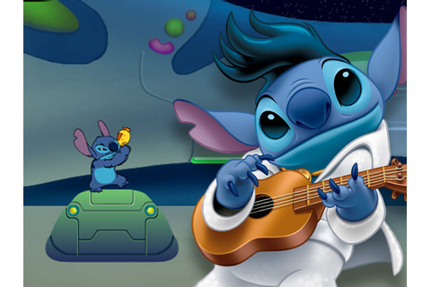 Lilo & Stitch Games | Disney Games UK