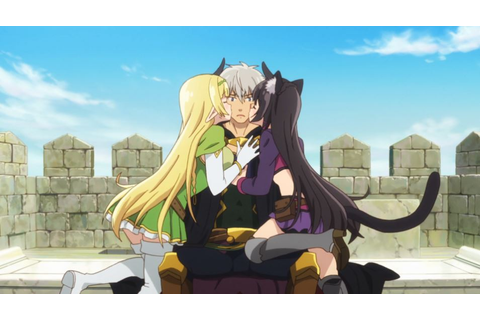 [Review] How NOT to Summon a Demon Lord - Episode 1 ...