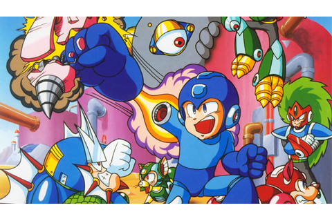 Ranked: The five best Mega Man games (Tony's picks)