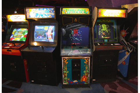 Arcade game luminaries see parallels in today's social ...