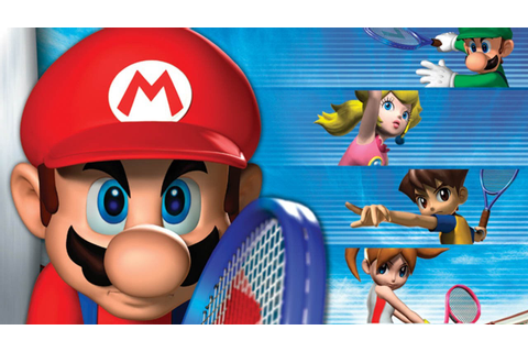 CGR Undertow - MARIO TENNIS: POWER TOUR review for Game ...
