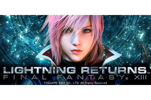 LIGHTNING RETURNS™: FINAL FANTASY® XIII on Steam