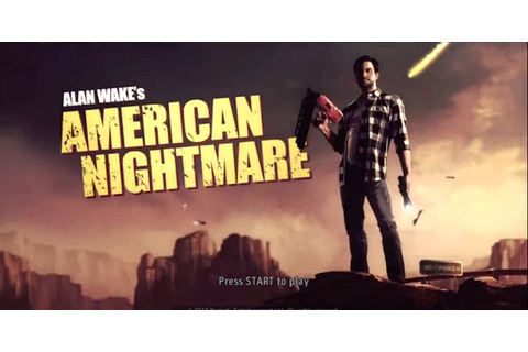 ALAN WAKES AMERICAN NIGHTMARE PC GAME FREE DOWNLOAD (1 ...
