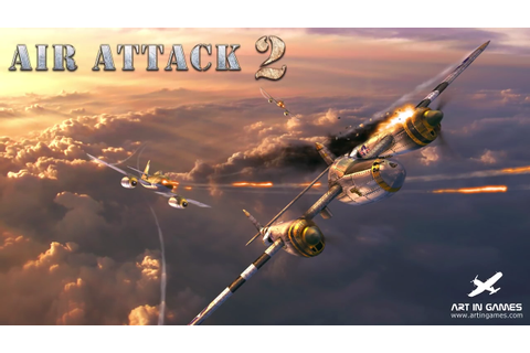 AirAttack 2 By Art In Games - MFi Games