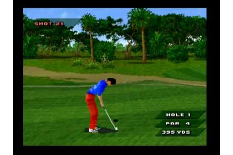 Actua Golf 2 (Playable Demo) - Official UK Playstation ...