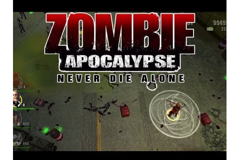 CGRundertow ZOMBIE APOCALYPSE: NEVER DIE ALONE for ...