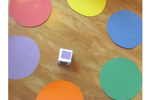 The color game in preschool – Teach Preschool