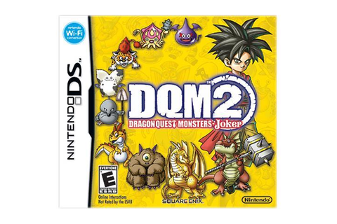 Dragon Quest Monsters: Joker 2 Nintendo DS Game-Newegg.com