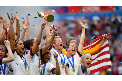 U.S. Wins World Cup and Becomes a Champion for Its Time ...
