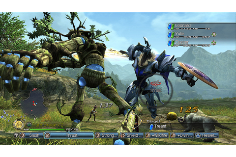 Download Game White Knight Chronicles - Origins (English ...