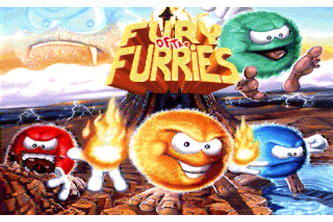 Super Adventures in Gaming: Fury of the Furries (Amiga)