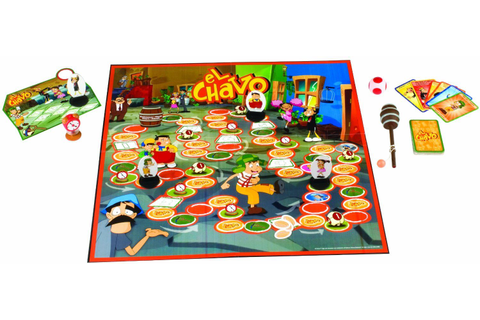El Chavo Board Game. Join El Chavo and his friends as you ...