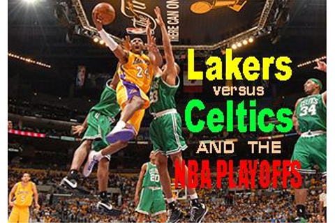 Lakers versus Celtics and the NBA playoffs Baixar o jogo ...