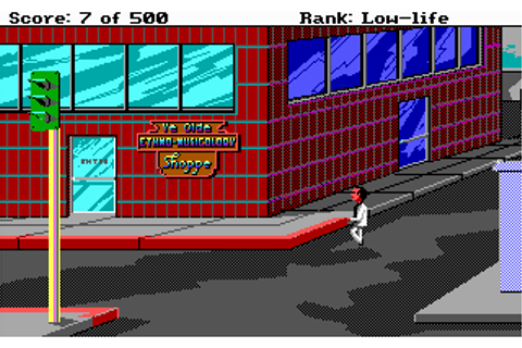 Leisure Suit Larry Goes Looking for Love (In Several Wrong ...