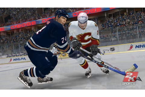 NHL 2K7 - Review | GamesRadar+