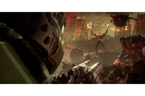 "A new ""DOOM"" game is in the works: ""DOOM Eternal ..."