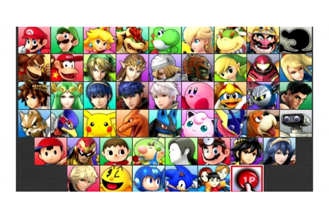 How To Unlock All Super Smash Bros 3DS Characters