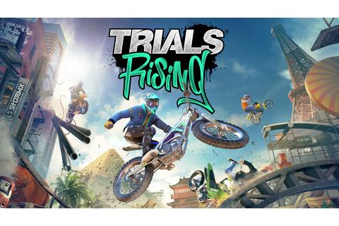 Trials Rising Review – A Familiar Thrill Ride