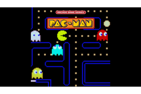 ARCADE GAME SERIES: PAC-MAN Game | PS4 - PlayStation