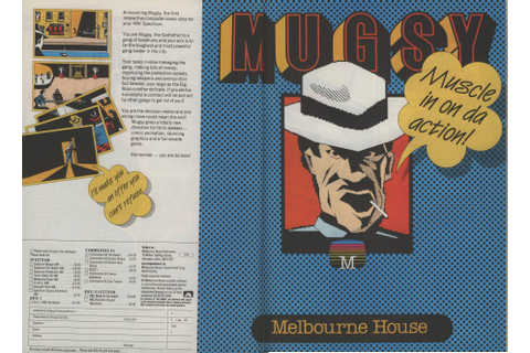 Mugsy (video game) - Wikipedia