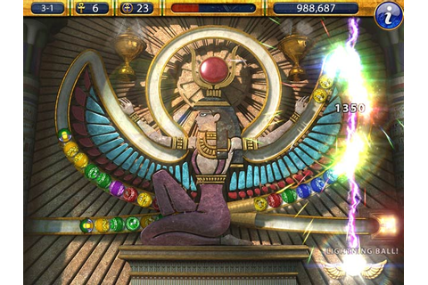 Luxor 2 HD > Download PC Game