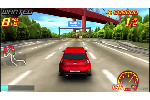 Asphalt 2 Urban GT - Gameplay PSP HD 720P (PPSSPP) - YouTube