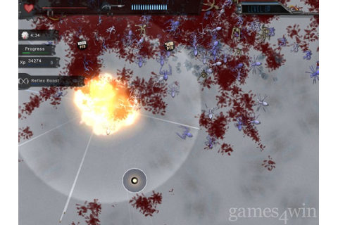 Crimsonland Download on Games4Win