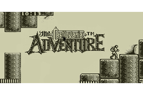 Castlevania: The Adventure | Game Boy | Jeux | Nintendo