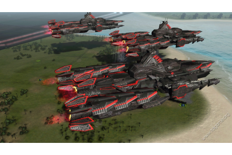 Supreme Commander: Forged Alliance - Tai game | Download ...