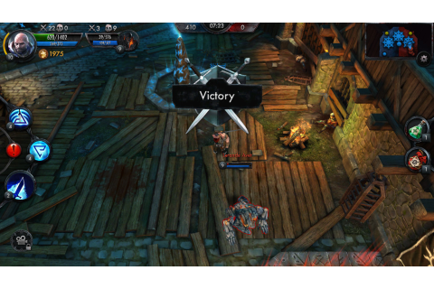 The Witcher Battle Arena for Sony Ericsson Xperia X8 2018 ...