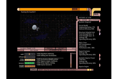 Star Trek: Starship Creator Warp II Screenshots for ...