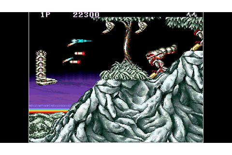 Arcade Archives SAINT DRAGON Game | PS4 - PlayStation