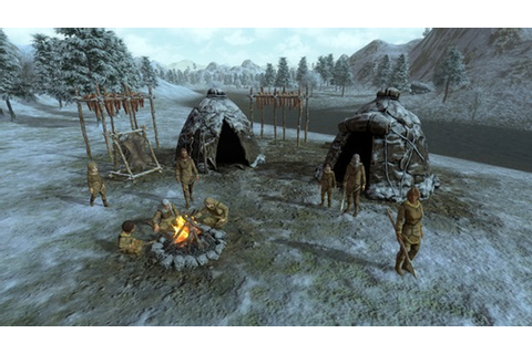 Dawn of Man Game Free Download - Hellopcgames