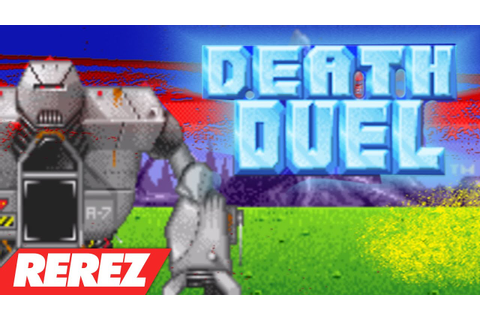 Death Duel (Sega Genesis Review) - Rare Obscure or Retro ...