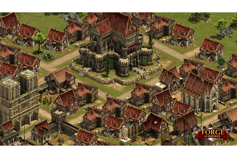 Forge Of Empires – Epochal Online Strategy Game now in the ...