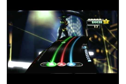 DJ Hero Game Play: Another One Bites The Dust / Brass ...