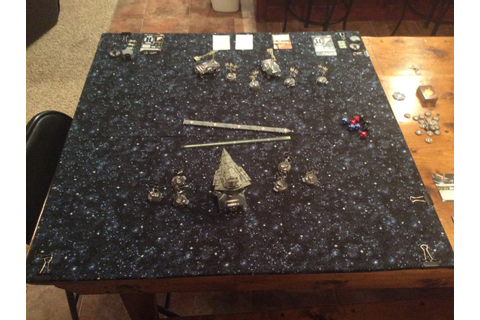 Cheap DIY Board for Miniatures Games (Star Wars Armada ...