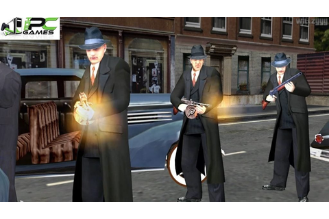 Mafia The City of Lost Heaven Pc Game Free Download