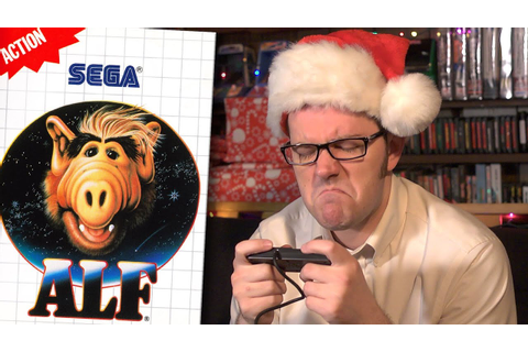 ALF (Sega Master System) - Angry Video Game Nerd (AVGN ...