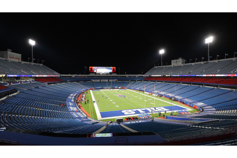 Buffalo Bills to have 6700 fans at Bills Stadium for first ...