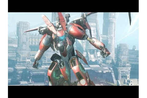 Xenoblade Chronicles X Wii U Game Review - YouTube