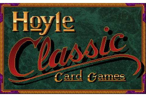 Download Hoyle Classic Card Games strategy for DOS (1993 ...