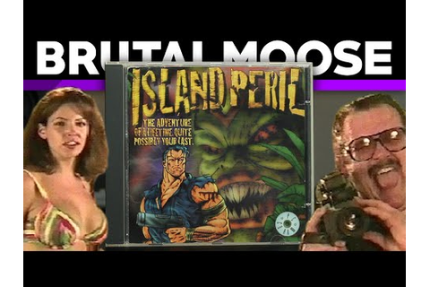 Island Peril - brutalmoose - YouTube